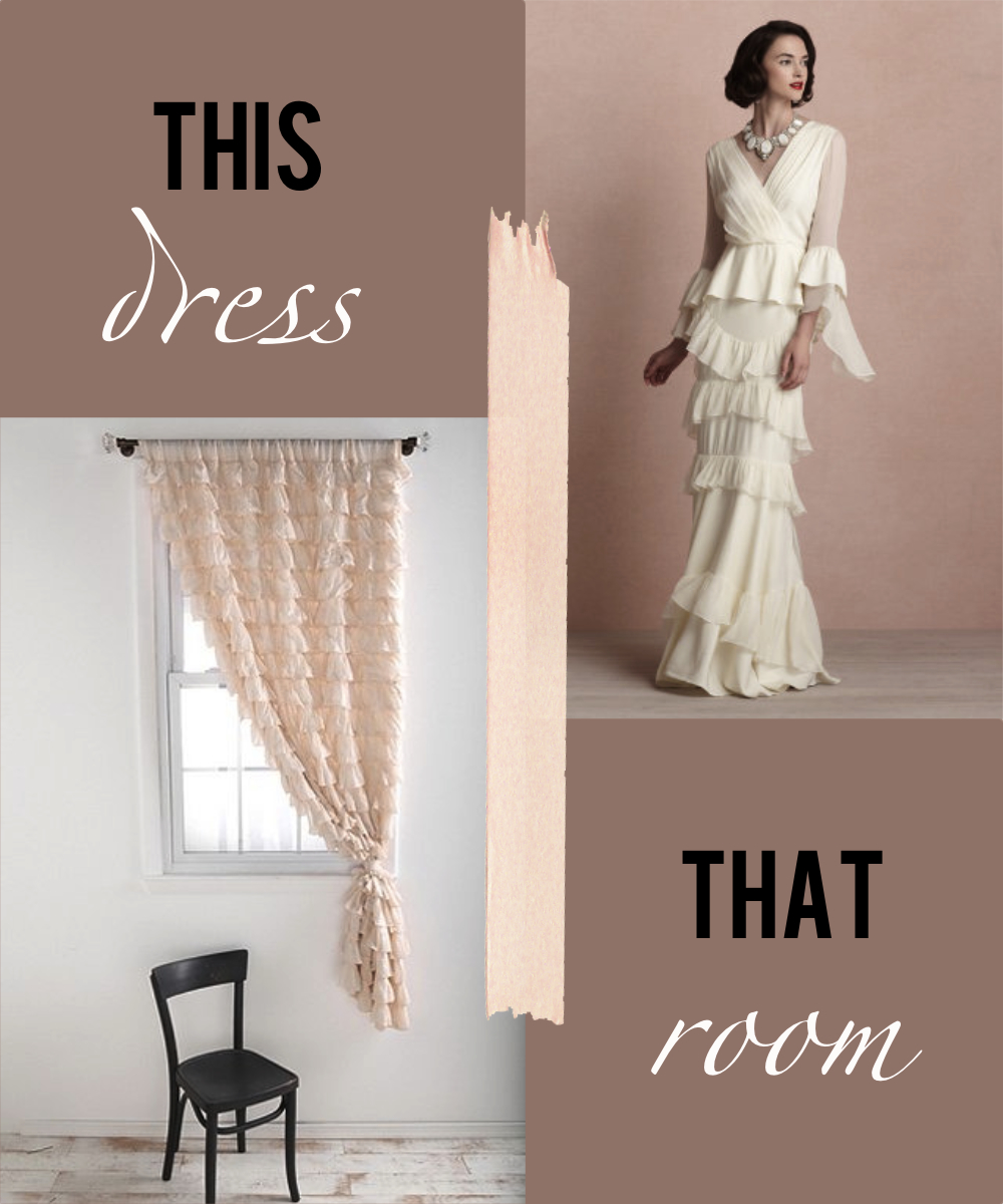 Banderole Gown by BHLDN
