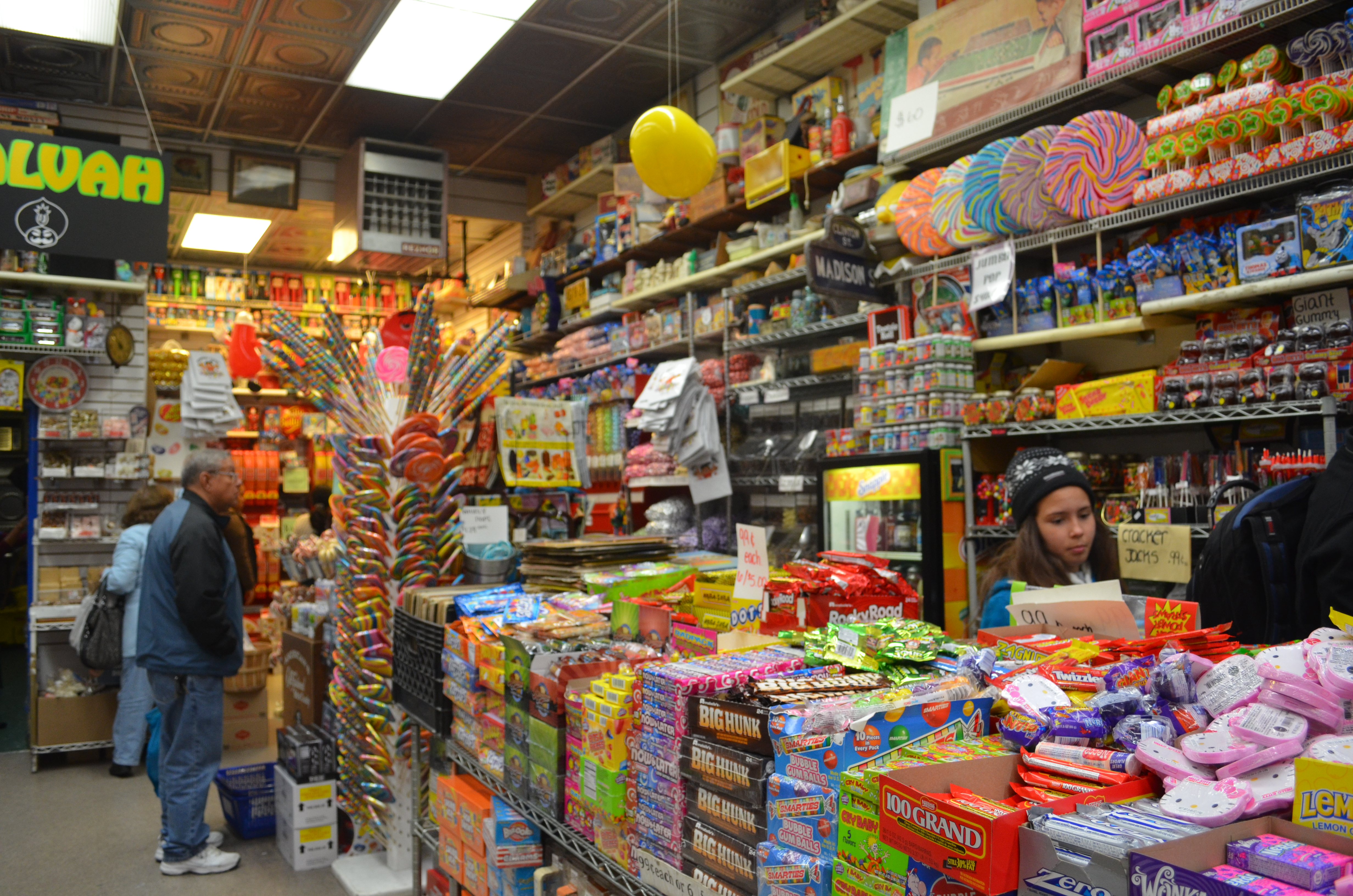 The Most Mouth-wateringly Amazing Candy Shops in New York City