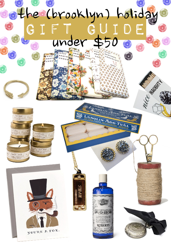 Brooklyn Gift Guide x The Walkup