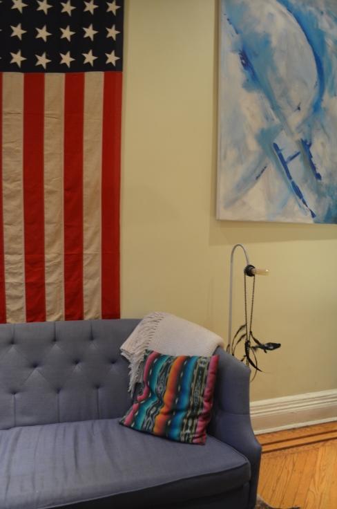 Cumberland Street Living Room