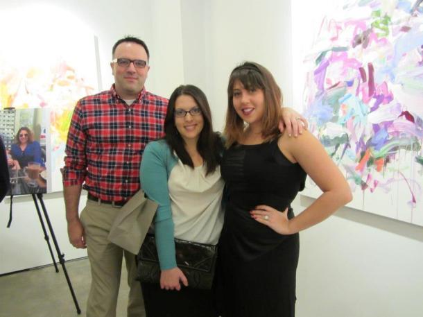 Keren, Shari and Mike