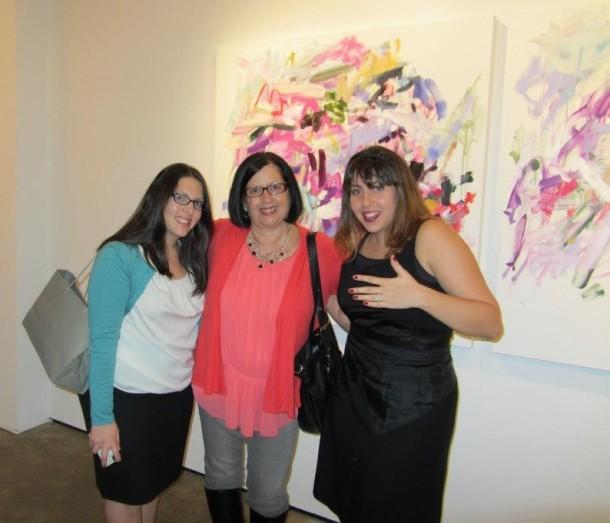 Keren, Shari and Mom (Amy)