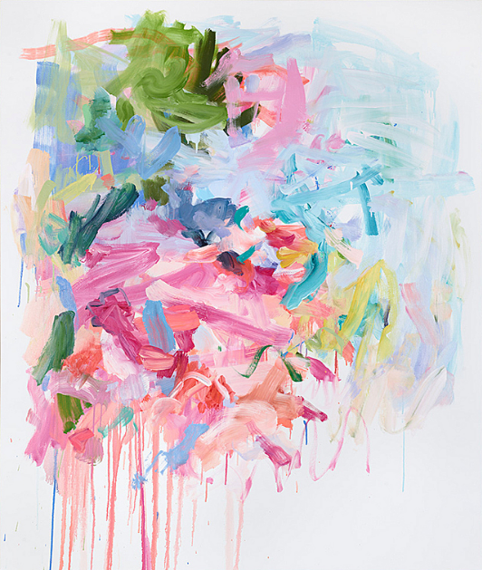 Yolanda Sanchez, What was said to the Rose (That Made it Open), 2012