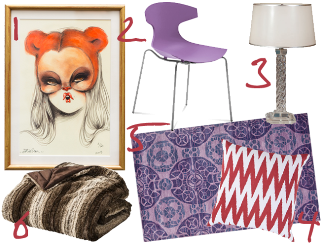 Featuring Miss Van, Target, 1st Dibs, Burke Decor