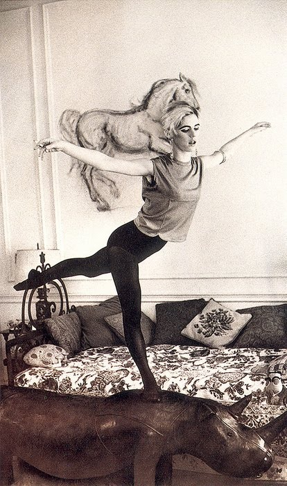 Edie Sedgwick's Apartment