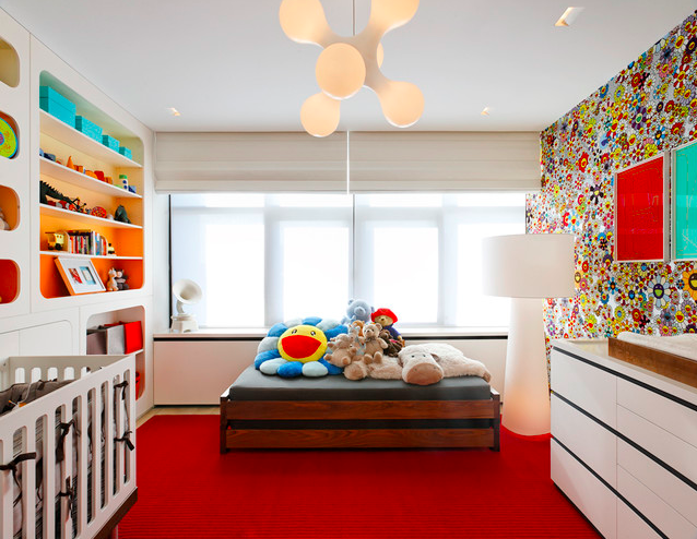 Takashi Murakami Room / The Walkup