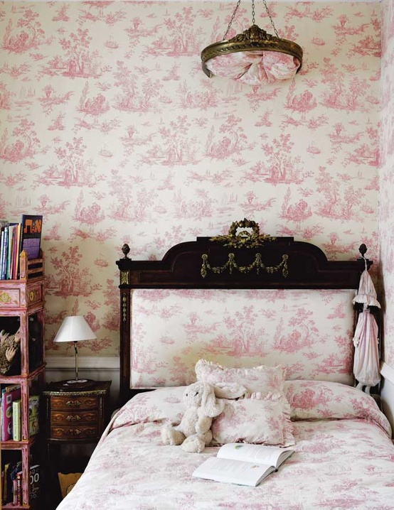 double double toile and trouble the walkup. Black Bedroom Furniture Sets. Home Design Ideas